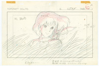 高畑・宮崎アニメの秘密がわかる。 スタジオジブリ・レイアウト展