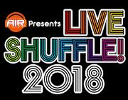 LIVE SHUFFLE! 2018